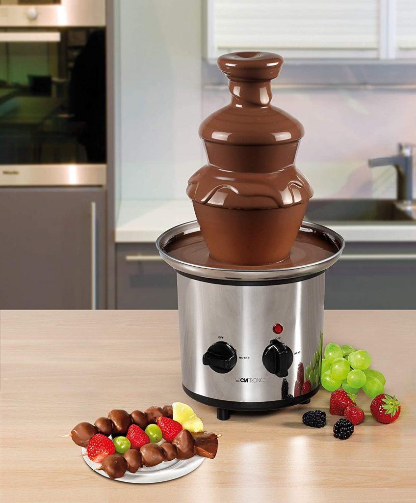 la mejor fuente de chocolate