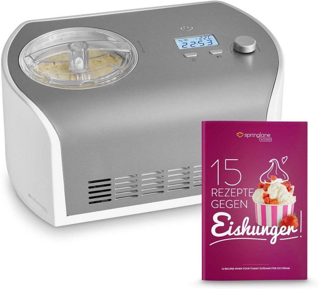Maquina de hacer helados Ellis