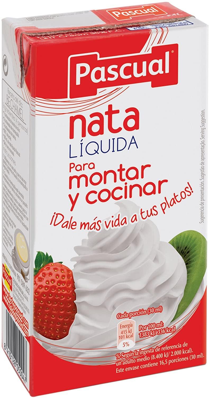 400 ml de Nata para montar