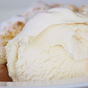 helado de nata casero sin heladera
