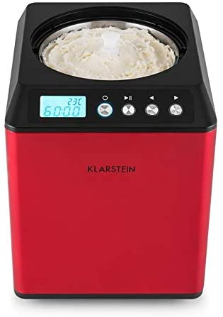 Maquina de helado Klarstein Vanilla Sky