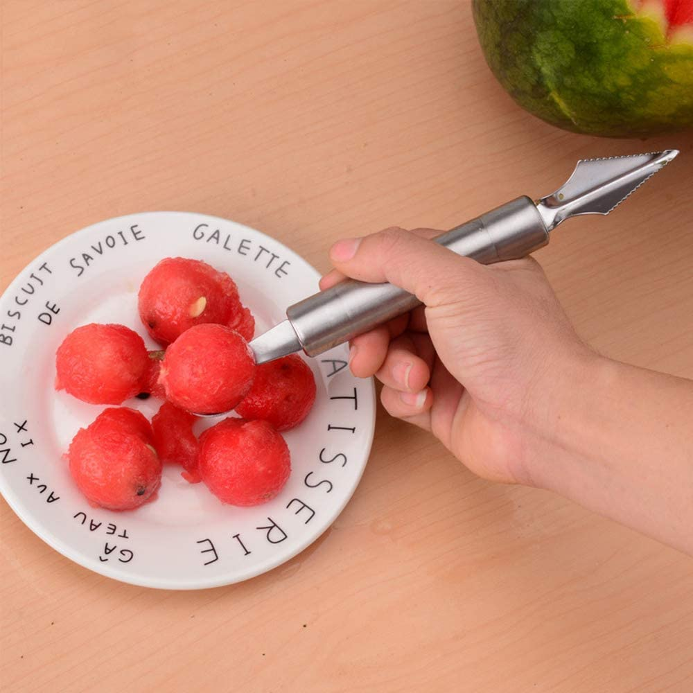 ¡Nunca fue tan fácil comer fruta!